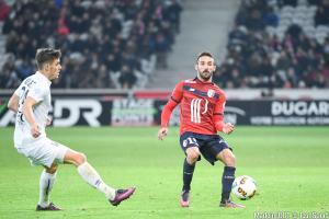 Julian Palmieri quitte le Lille OSC.