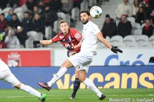 L'album photo du match entre le Lille OSC et le SM Caen.