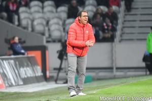 Patrick Collot, l'entraîneur lillois