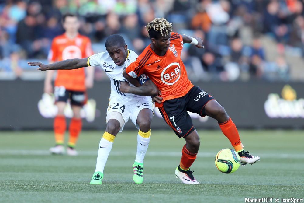 L'album du match entre le FC Lorient et le LOSC.