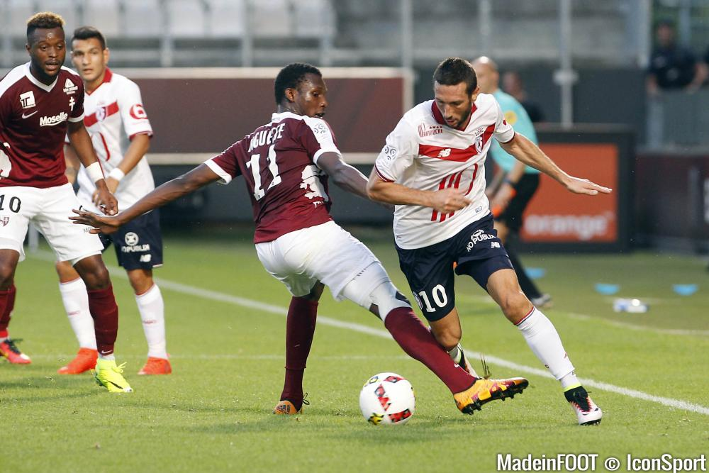 Morgan Amalfitano doit s'engager aujourd'hui à Rennes.