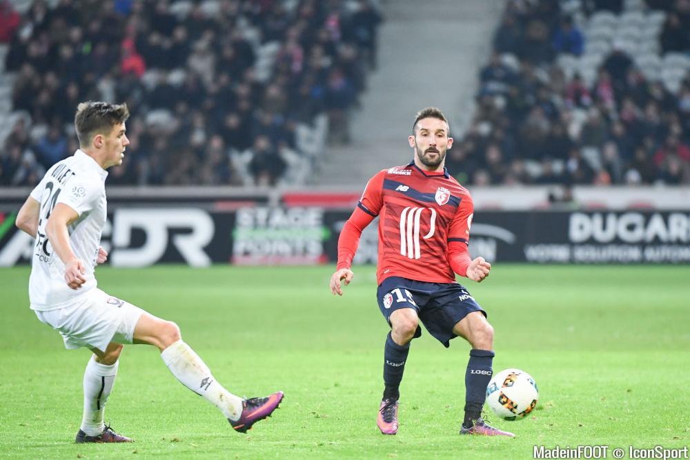 Julian Palmieri est convoité par le SM Caen.