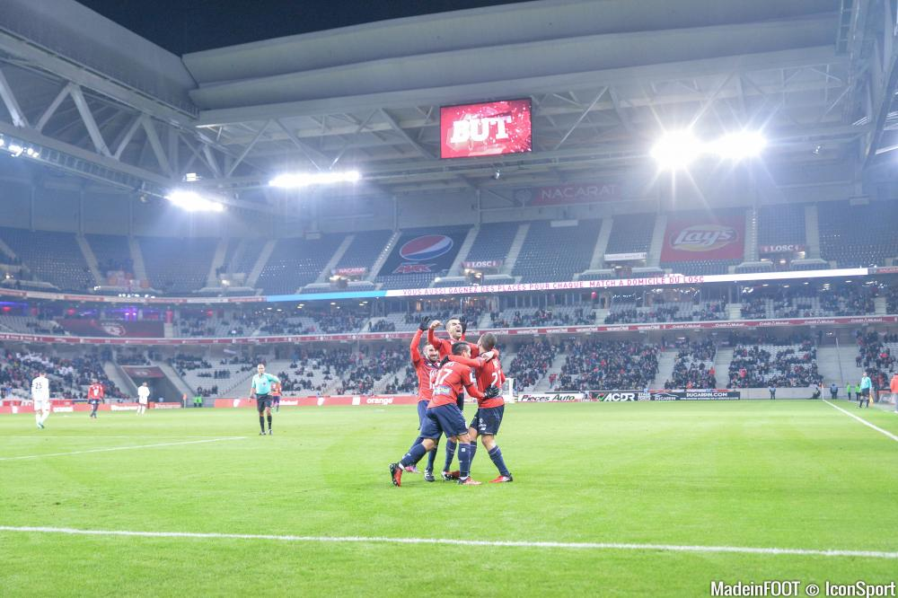 Lille a retrouvé le goût de la victoire, mardi soir