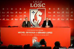 Gérard Lopez a annoncé 7 ou 8 arrivées au mercato d'été.
