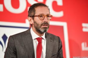 Marc Ingla s'est félicité de la prolongation de Benzia