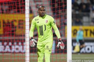 Vincent Enyeama ne joue plus depuis six mois à Lille.