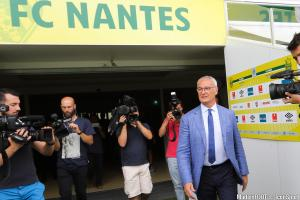 Le groupe du FC Nantes pour le déplacement à Lille.