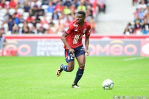 Rominigue Kouamé a prolongé son contrat en faveur du Lille OSC.