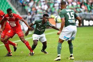 Jonathan Bamba a signé jusqu'en 2023 sous les couleurs du Lille OSC.