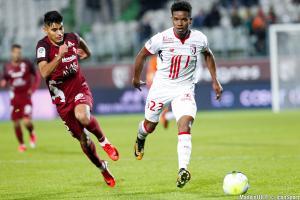 Thiago Mendes (LOSC) est votre meilleur joueur de la première partie de saison en Ligue 1.
