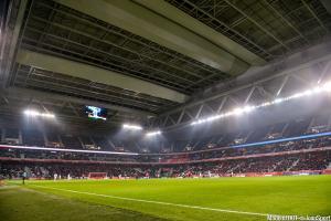 Le Stade Pierre-Mauroy de Lille.