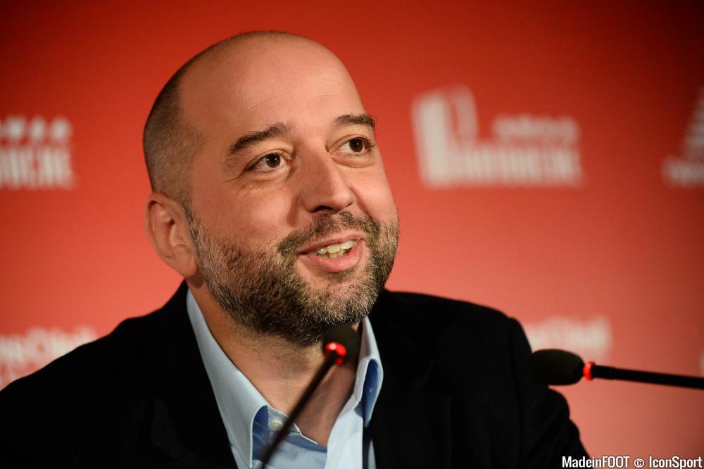 Gérard Lopez s'est exprimé au sujet du prochain mercato lillois.