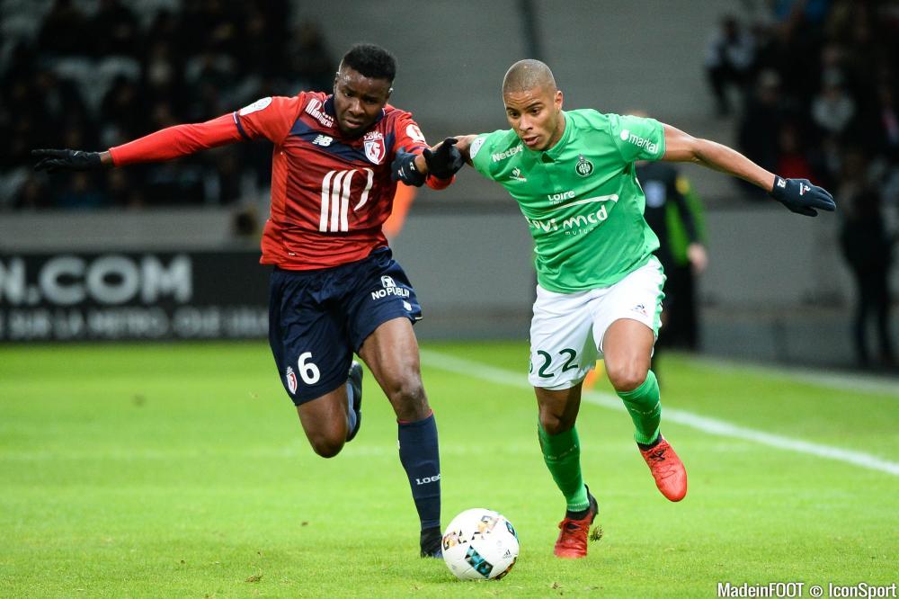 Les heures d'Ibrahim Amadou à Lille sont comptées...