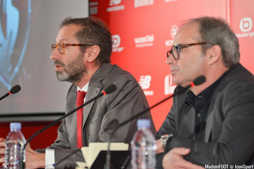 Marc Ingla, Luis Campos et le LOSC font venir Luiz Araujo !