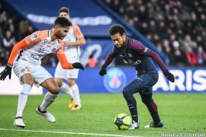 Neymar (PSG) est incertain pour le déplacement à Lille.