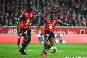 Amadou quitte Lille