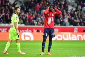 Les compos officielles du match entre le SCO Angers et le Lille OSC.
