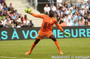 Hervé Koffi a prolongé son bail sous les couleurs du Lille OSC.