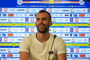 Petar Skuletic a rejoint les rangs de Montpellier cet été.