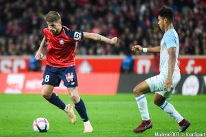 Les compos probables de Marseille - Lille.