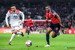 La compo officielle du Lille OSC face au FC Sochaux (Ligue 2).
