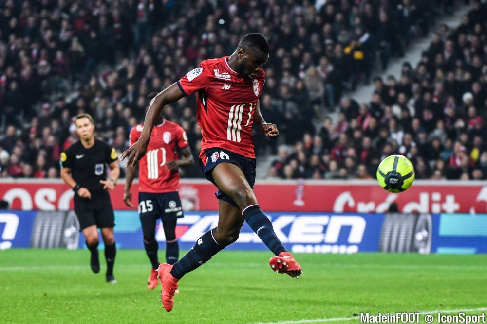 Amadou s'est blessé contre Nice