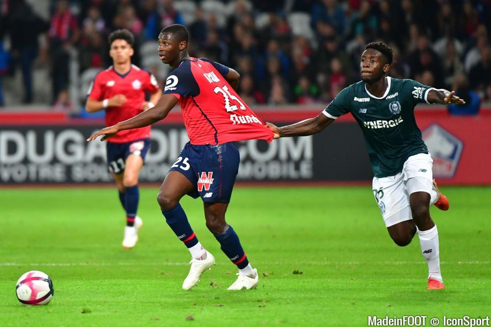 Ballo-Touré pourrait quitter Lille