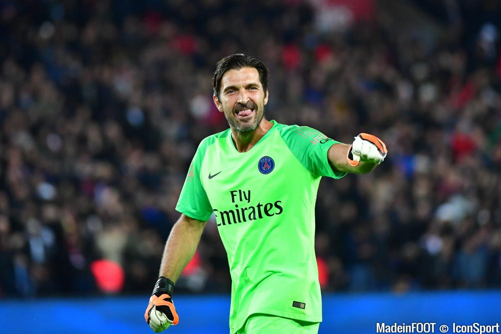 Buffon va retrouver les buts parisiens.