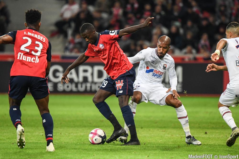 Nicolas Pépé plaît toujours aux Gunners.
