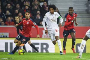 L'album photo du match entre le Lille OSC et l'OGC Nice.