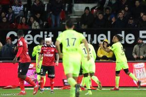 Loïc Rémy (Lille OSC) est apte pour la réception du Nîmes Olympique, dimanche après-midi.
