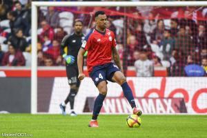 Gabriel est sous contrat avec Lille jusqu'en 2023.