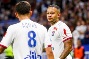 Depay de retour contre Lille ?