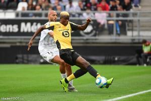Les compos officielles du match entre le Stade de Reims et le Lille OSC.
