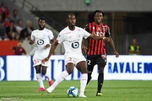 Boubakary Soumaré est lié au Lille OSC jusqu'au 30 juin 2022.