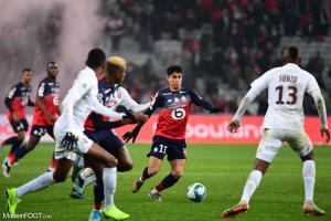 Le Lille OSC a dominé le RSC Anderlecht (2-0), ce samedi après-midi en amical.