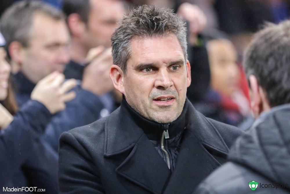 Jocelyn Gourvennec a remplacé Christophe Galtier sur le banc lillois