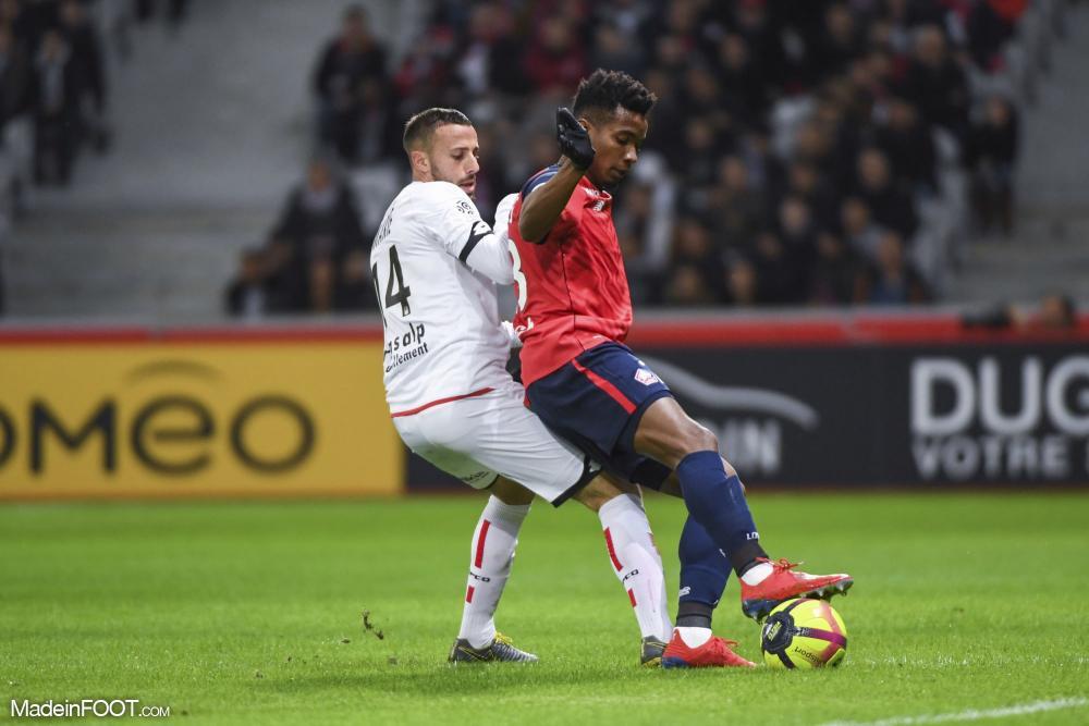 Le Lille OSC s'est imposé sur la plus petite des marges face au Dijon FCO (1-0), ce dimanche après-midi en Ligue 1.