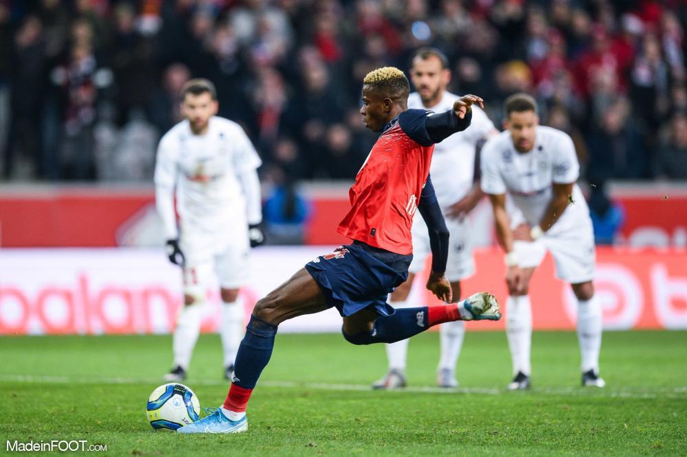 Osimhen va quitter Lille
