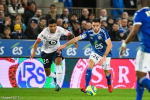 Adrien Thomasson (Strasbourg) est sous contrat jusqu'en 2021.