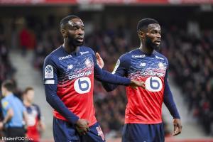Bamba et Lille affronteront le Milan AC en Ligue Europa