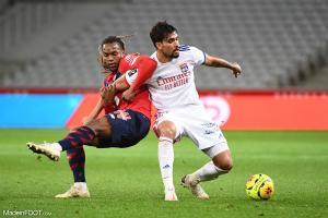 L'album photo du match entre le Lille OSC et l'Olympique Lyonnais.