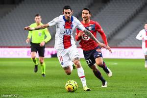 Le Paris Saint-Germain et le Lille OSC se retrouveront lors des huitièmes de finale de la Coupe de France.