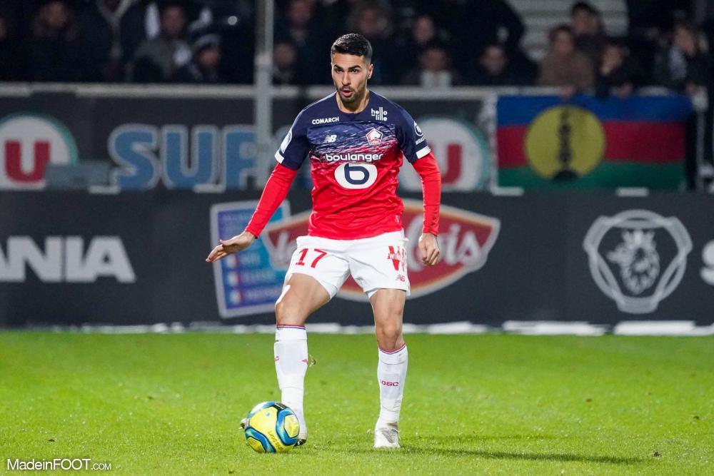 Zeki Çelik contre Angers