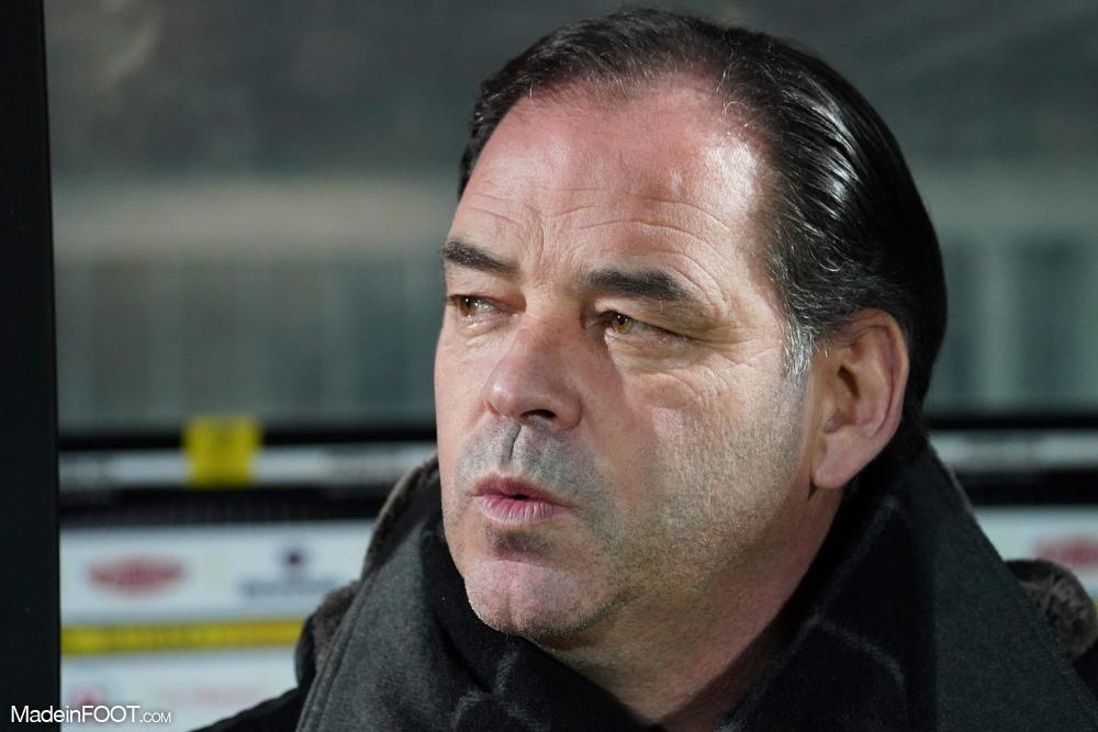 Stephane Moulin contre Lille