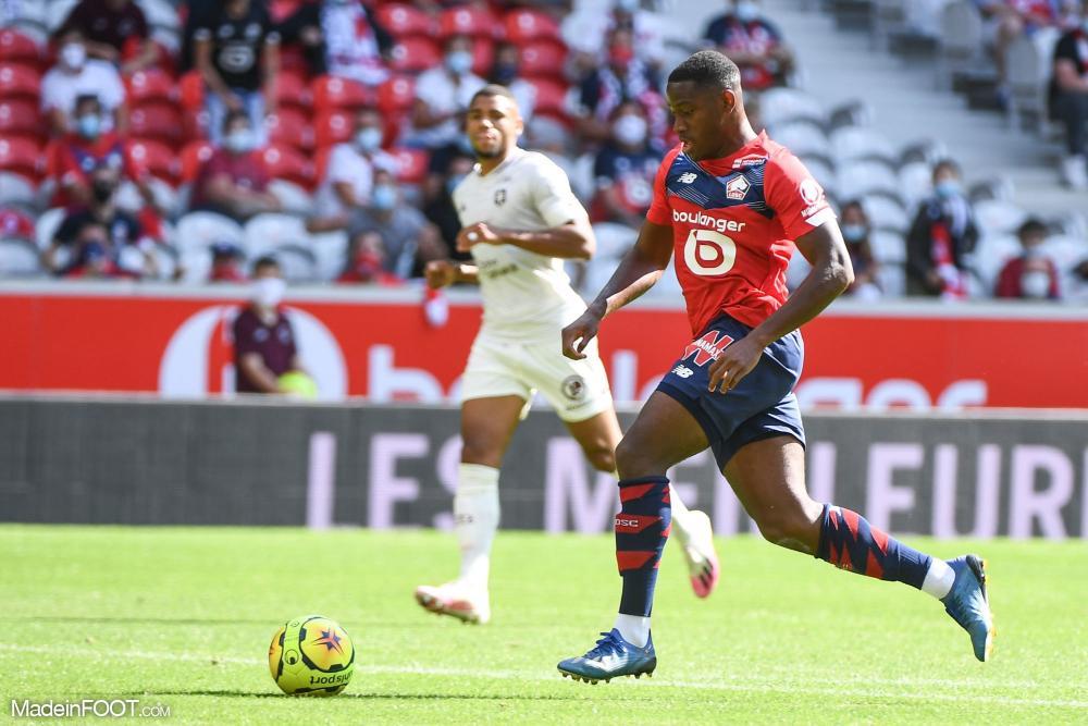 Le Lille OSC a dominé le FC Metz (1-0), ce dimanche après-midi en Ligue 1.