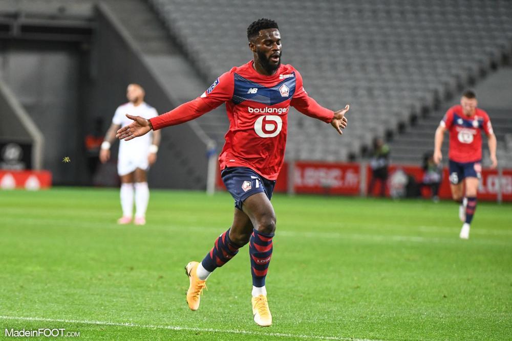 Les trois finalistes pour le titre de meilleur joueur du mois d'octobre en Ligue 1 viennent d'être dévoilés.
