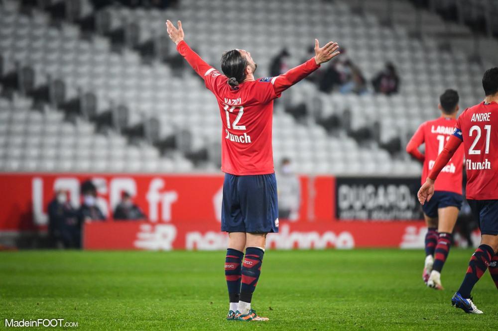 Karl Toko Ekambi (Olympique Lyonnais) fait partie des trois finalistes pour le titre de meilleur joueur du mois de décembre en Ligue 1.