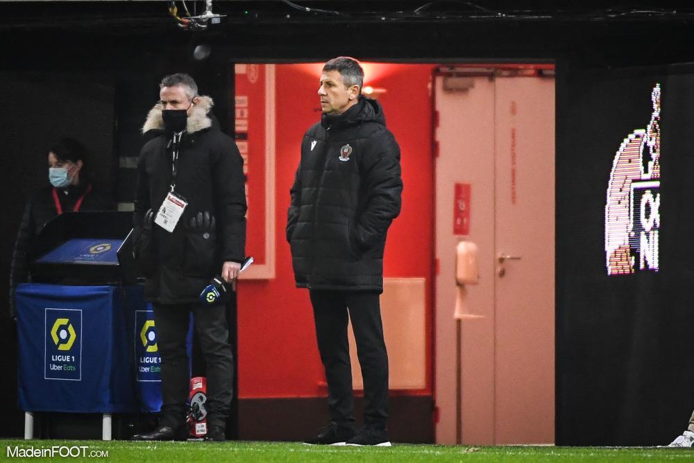 Lille avait concédé le nul (1-1) à Nice à l'aller