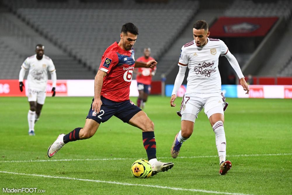 Zeki Çelik va-t-il quitter Lille avant la fin du mercato ?
